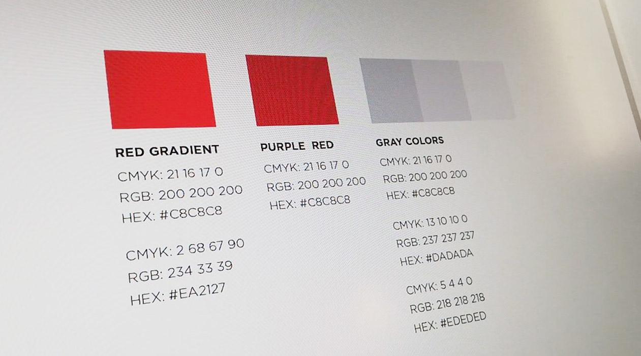 AIR Academy Color Palette