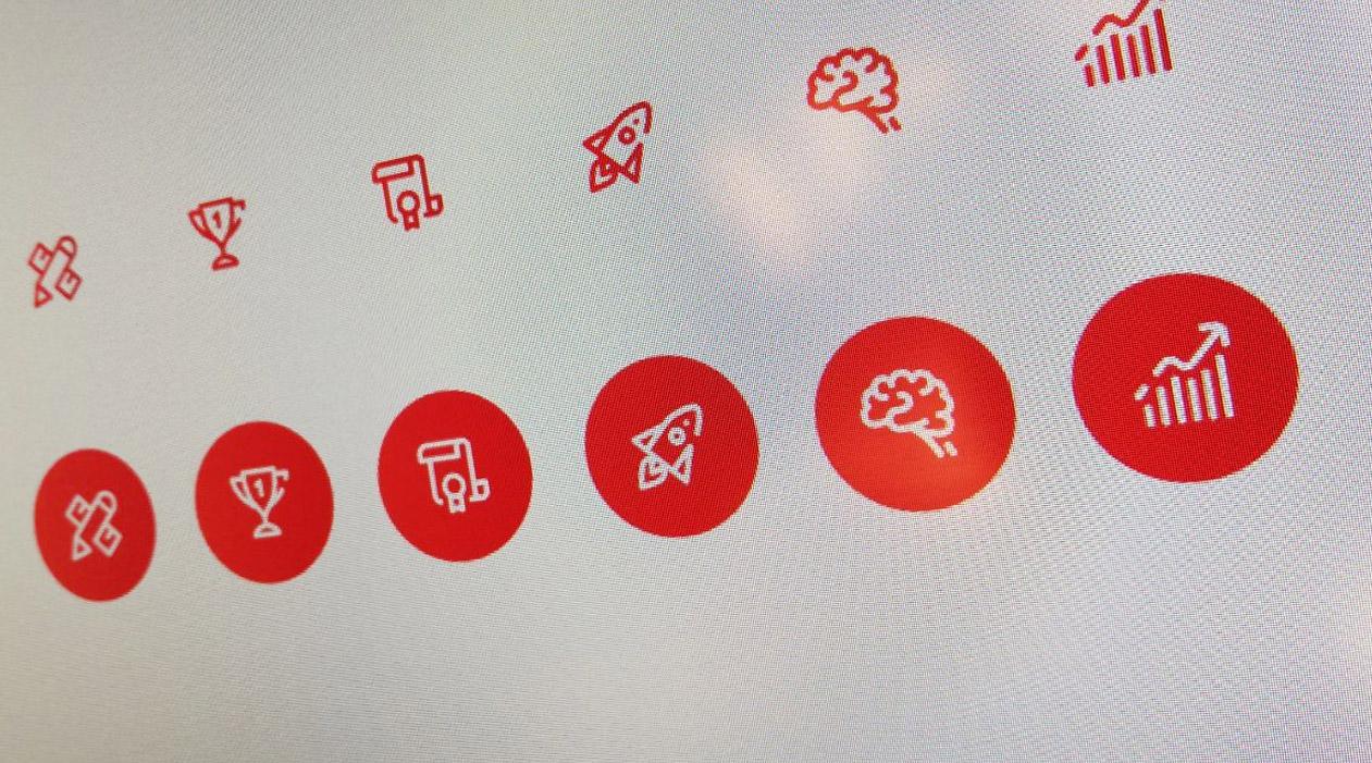 AIR Academy Icons