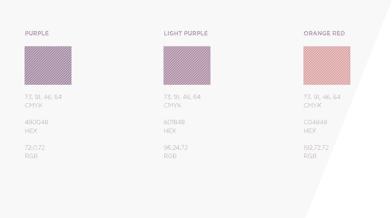AIR Brands Color Palette